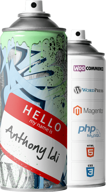 CANS - Anthony Idi - New York WordPress Web Designer & Developer